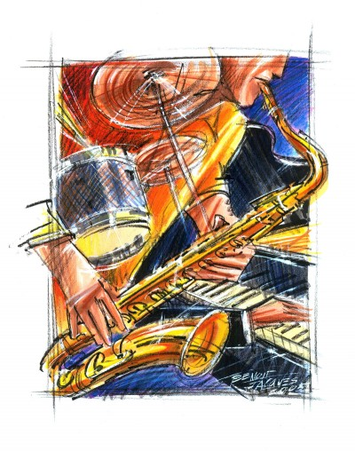 AI28 Solo Saxophone