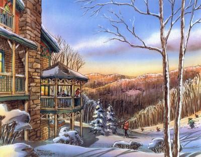 AT40 Stratton Mountain