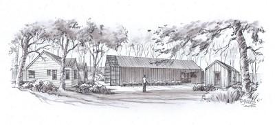 AU10 Modern Barn
