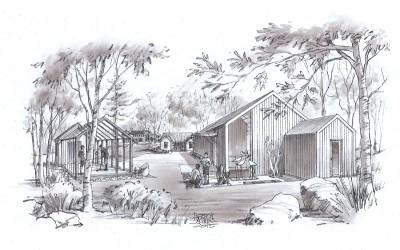 AU11 Modern Barn