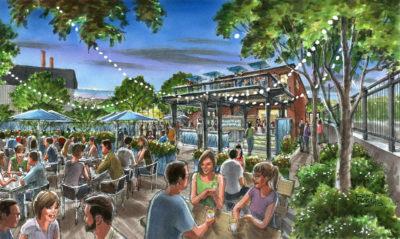 AU79 Brasseurs RJ – Terrace Beergarten