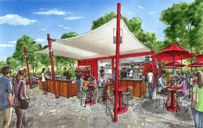 AU80 Brasserie McAuslan – Pavillon Pizza