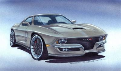 DA18 Corvette