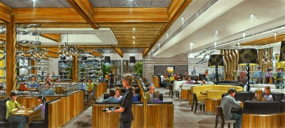 DI21 Restaurant St-Hubert